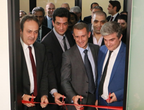 Appreciate of Techno Service at the opening ceremony of the Danfoss Office in Iran