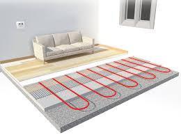 مبدل های صفحه ای جوشی دانفوس در کاربری گرمایش از کف